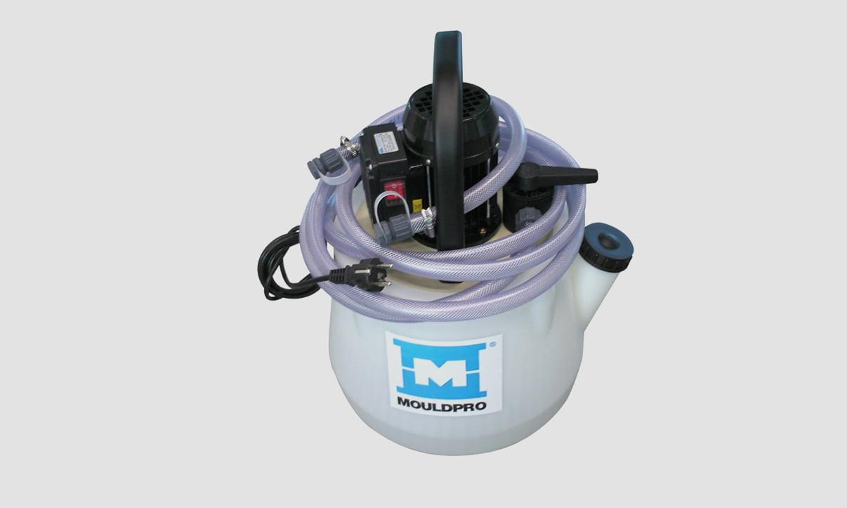 Chemické čištění chladicích okruhů forem